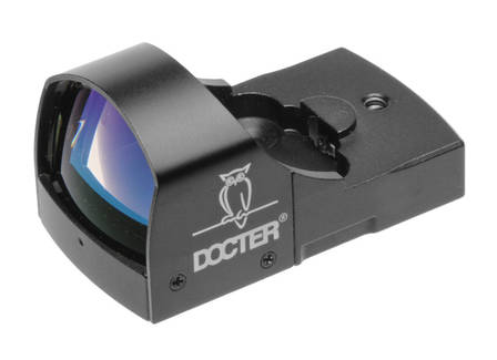DOCTER SIGHT II PLUS D 7,0 TS SCHWARZ