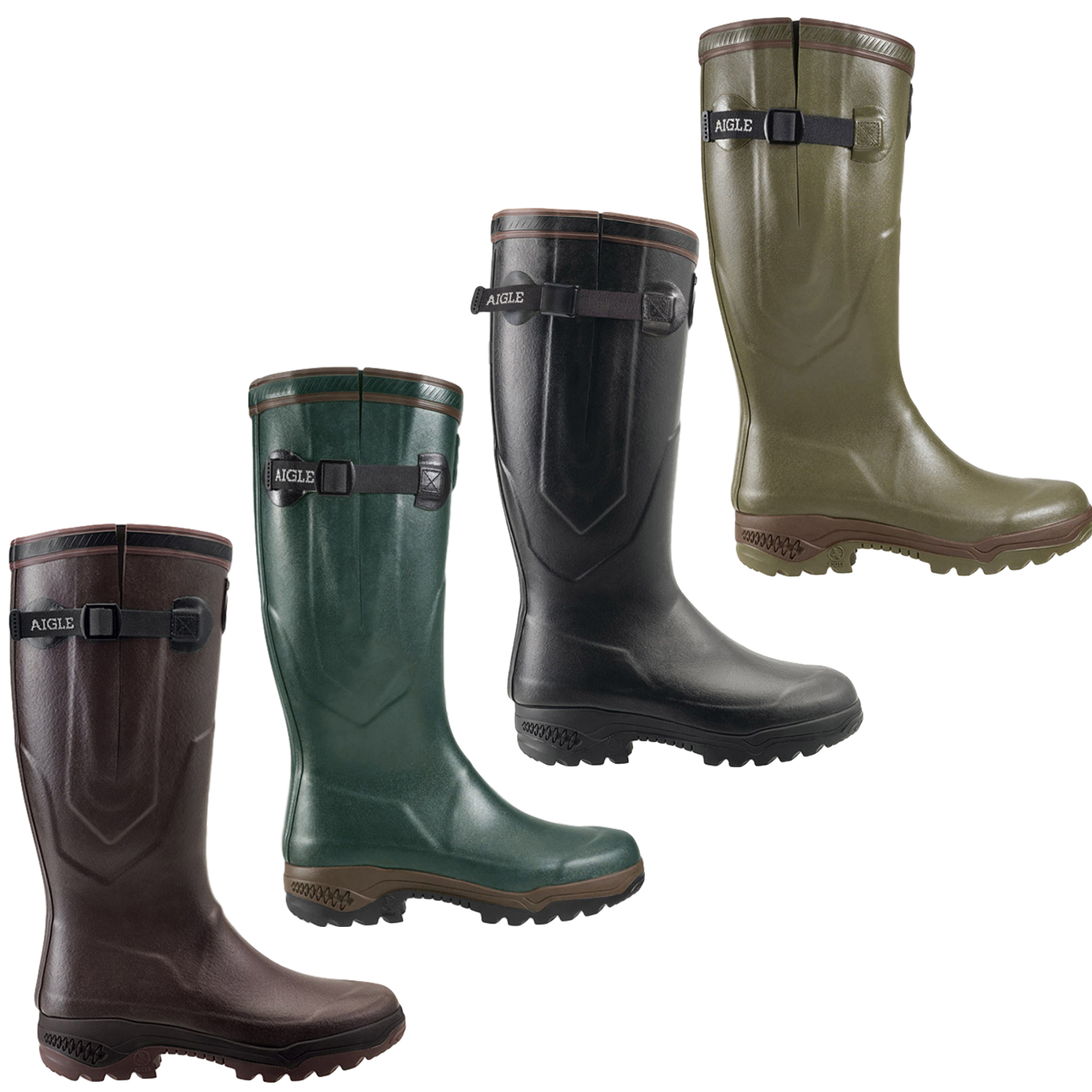 Aigle Parcours 2 ISO Winterstiefel