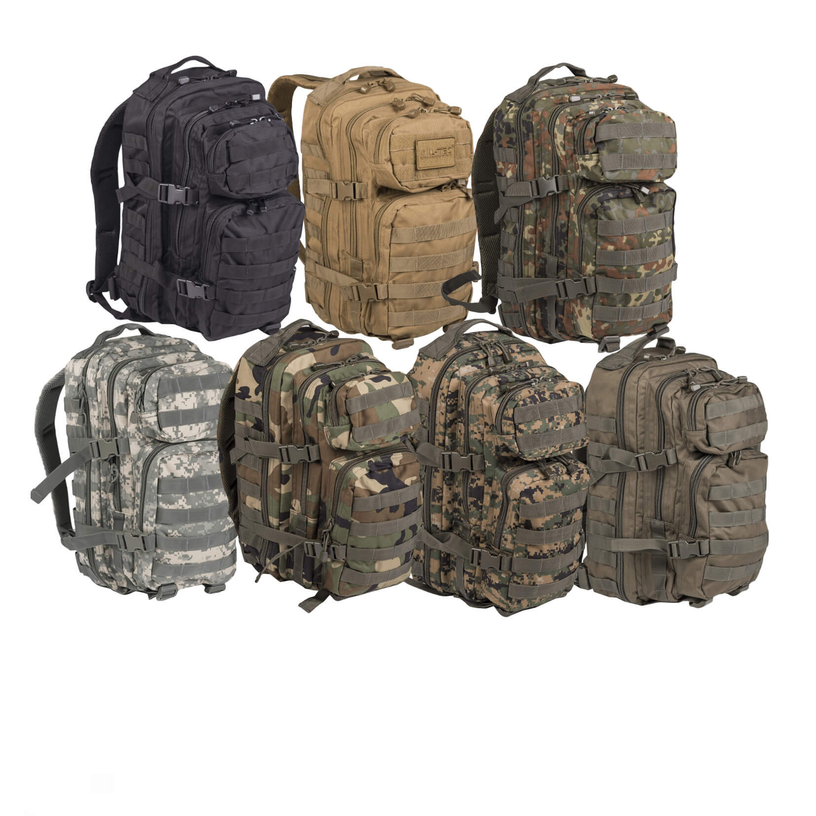 MIL-TEC US Assault Pack SM