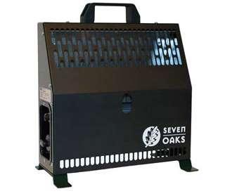 Seven Oaks Kanzelheizung mit Sauerstoffmangelsicherung