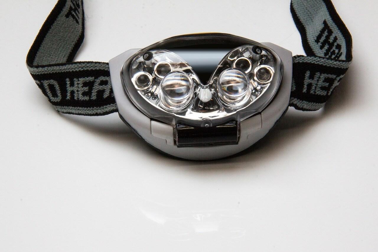 Kopflampe