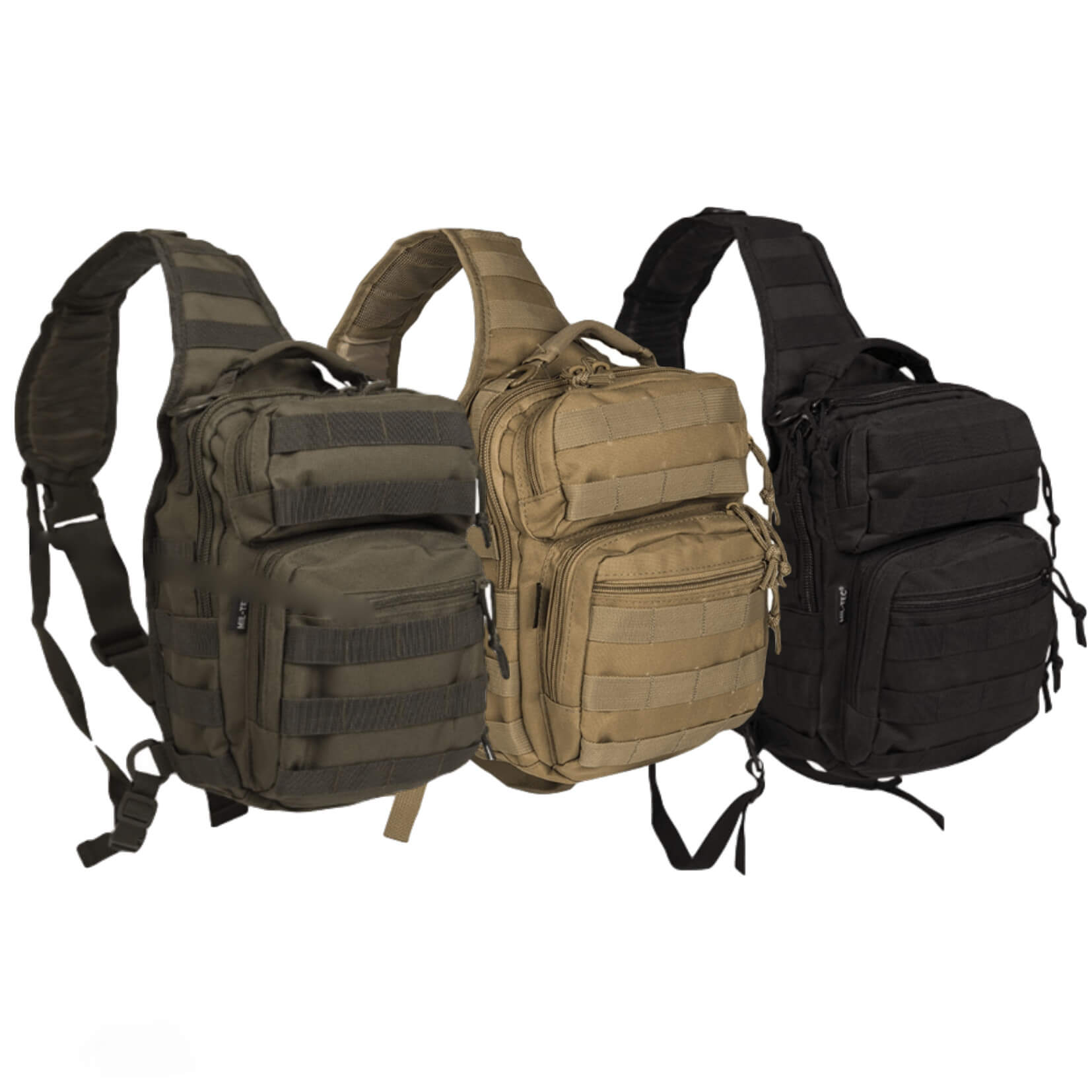 MIL-TEC ONE STRAP ASSAULT PACK SM